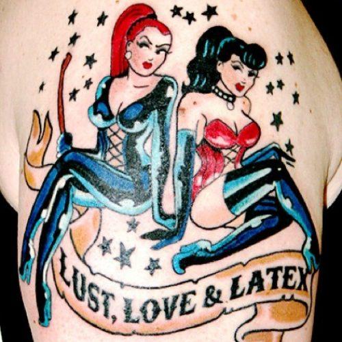 vince ray tattoo design tatovering